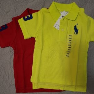 Polo by Ralph Lauren baby boy polo shirt